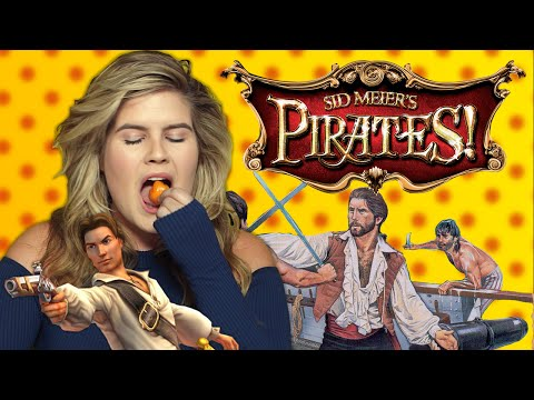 Sid Meier's Pirates! Hot Pepper Game Review ft. Erica Lindbeck