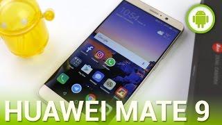 Huawei Mate 9, recensione in italiano