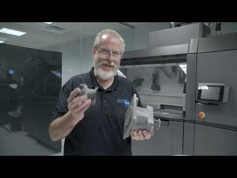 HP 3D Print: On-demand production that's better, faster, at