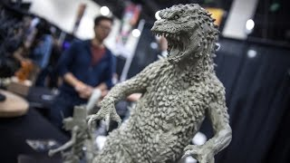 Creature Sculpting and Concept Design at Monsterpalooza