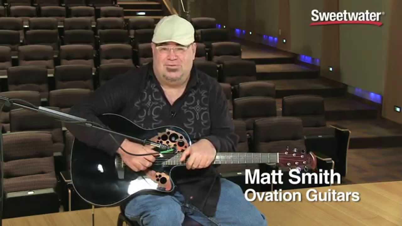 Acoustic Guitar Lesson   Scott Grove Ovation Winner - YouTube