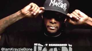 Download Krayzie bone - clash of the titans (RAP GOD answer) MP3 song and Music Video