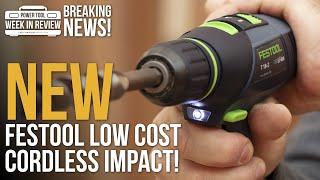 Festool 576483 18 V 2x3.1Ah TID plus Impact Drill