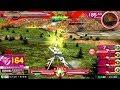 【横サブ・降りテク・格闘が全面強化!!!!】中将 ガンダムレギルス【高画質 EXV…