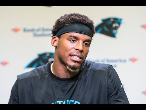 Cam Newton: Making it my mission to be more consistent