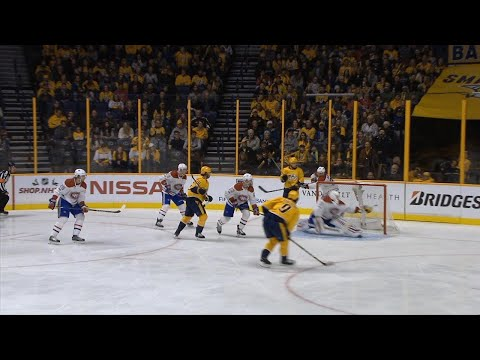 11/22/17 Condensed Game: Canadiens @ Predators