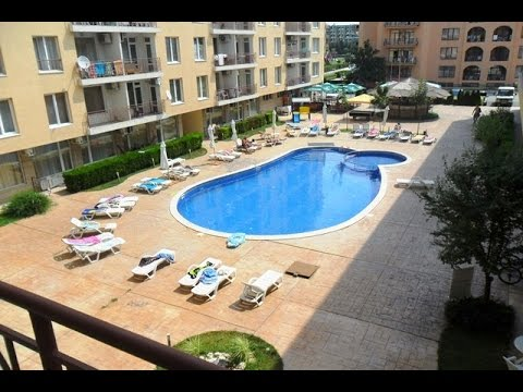 Sunny Beach Bulgaria Two Bedroom Apartment Furnished Complex Day 2