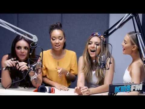 Little Mix Talks About New Music, Teen Choice Awards, and More