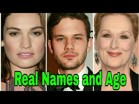 Mamma Mia! Here We Go Again Cast Real Names And Age