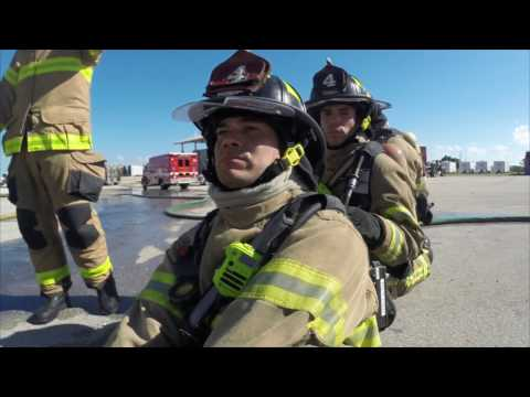Recruit Class 66 Action Video