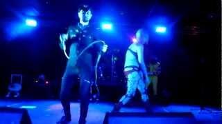 Bozo Porno Circus - Release The Kraken @ Backstage Live - San Antonio, TX