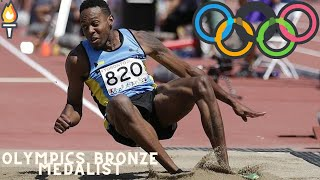 Learn from 4 time olympian and 2008 Beijing bronze medalist in the triple jump, Leevan Sands!