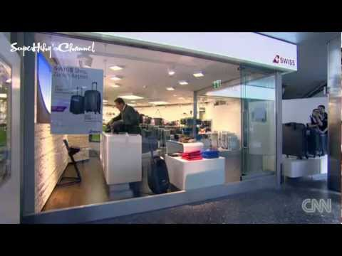 CNN Business Traveller - Zurich, Switzerland