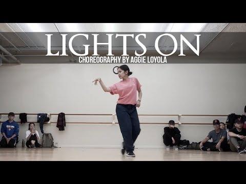 Aggie Loyola  HER  LIGHTS ON