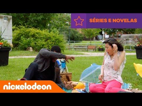 Star Falls   Arruinando o Piquenique   Brasil   Nickelodeon em Português
