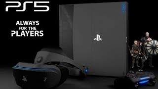 FINALLY SONY ANNOUNCED PLAYSTATION 5