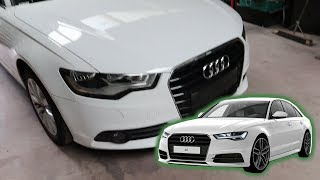 Turning a $6,000 Audi into a $12,000 Audi!