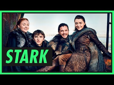 Tudo sobre a família STARK | GAME OF THRONES
