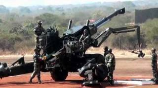 155mm Field Howitzer 77B: The Bofors Gun