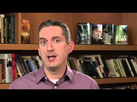 Eye of Minds by James Dashner Book Trailer for Mysterious Galaxy
