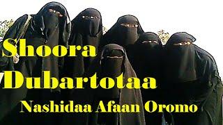 Shoora Dubartotaa - Abdurahmaan Hussein NEW Nashidaa Afaan Oromo