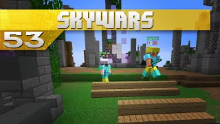 Minecraft: SkyWars || 53 || Templar Mega