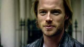 Ronan Keating pays a visit to the London Ink studio for a touch up ...