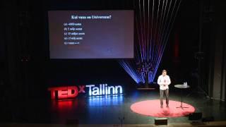 TEDxTallinn - Andi Hektor - Universumist