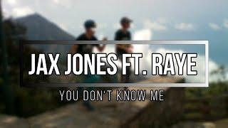 Jax Jones-You Don't Know Me Ft. RAYE/Dance Video (oficcial)/Oliver Cuellar x Labradordancer