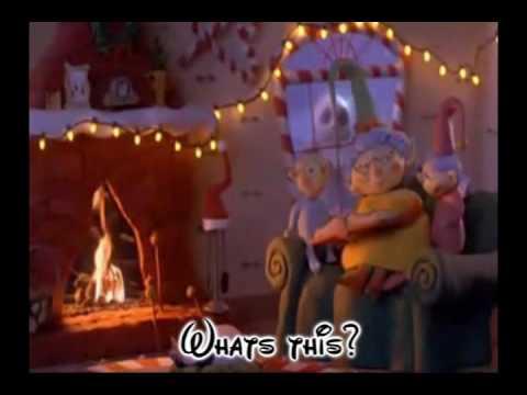 Nightmare Before Christmas whats this?- lyrics - YouTube