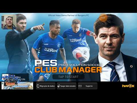 Pes Club Manager 2019