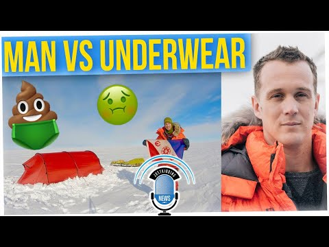 First Person To Cross Antarctica Alone Had Clothing Issues (ft. Tim DeLaGhetto)