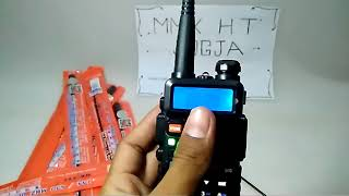 Antena Nagoya NA-771 vs antena standard ,087838612756 Harga antena Nagoya