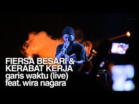 Garis Waktu feat. Wira Nagara (live at IFI Bandung)