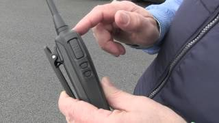 Using a Two Way Radio - The Basics of Communicating