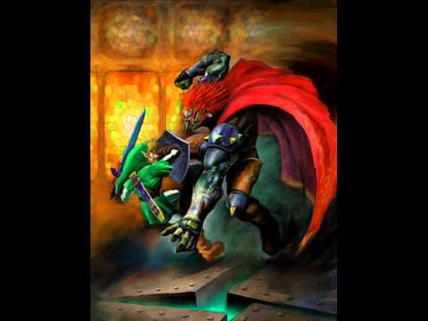 The Legend Of Zelda Ocarina Of Time - ZREO Ganondorf Battle