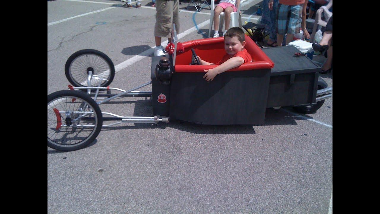 Ratrod Reverse Trike