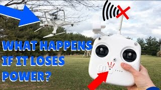 What Happens if a DJI Controller Dies Mid-Flight?