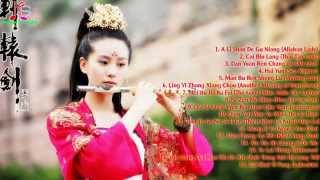 Tuyển Chọn Hòa Tấu SÁO TRÚC Hay Nhất l Phần 3   Tiếng Sáo Trung Hoa
