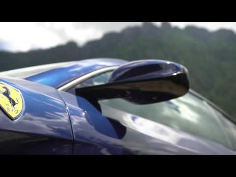 """フェラーリ新型GTC4ルッソを試乗──""""ライバルはレンジローバー""""の理由ワインディング篇"""
