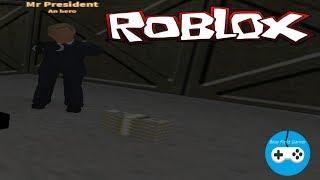 Roblox / Survive Area 51 survive / save president Donald Trump