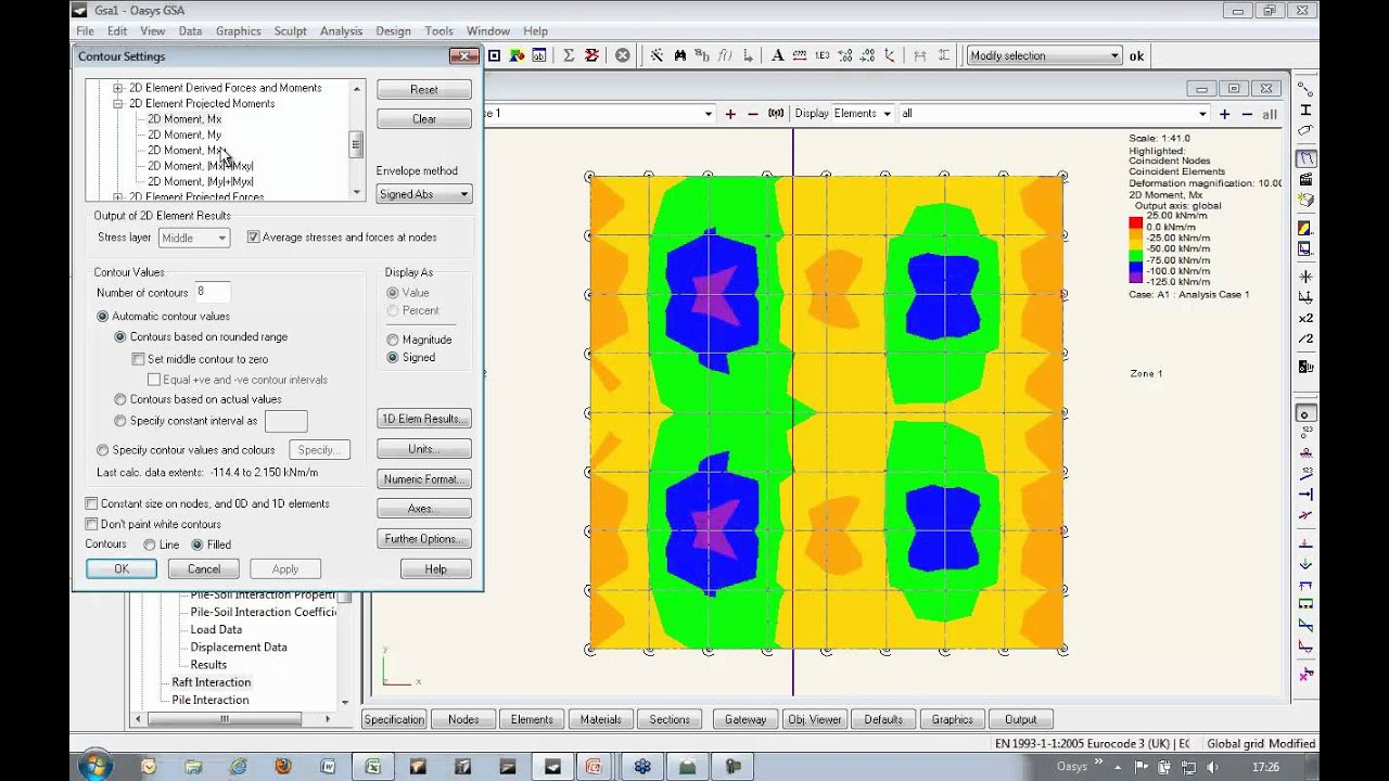 Raft and Soil-Structure Interaction (Oasys Software Webinar)