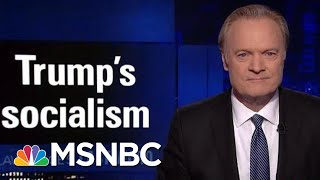 Lawrence's Last Word: President Donald Trump's Golf Socialism | The Last Word | MSNBC