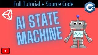 Unity 3D - eine Grundlegende AI-State-Maschine