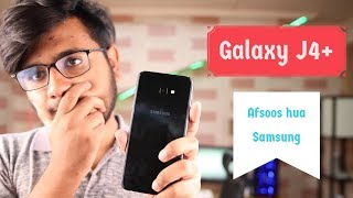Samsung Galaxy J4+ Unboxing & Quick Look