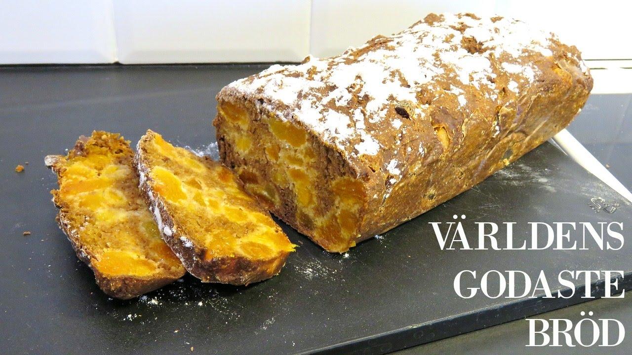 godaste brödet recept