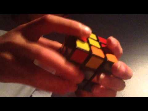 Rubix Cube Solve