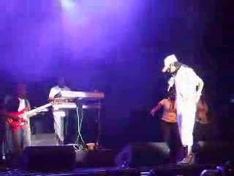 Jah Cure - True Reflections Live @ Reggae Sundance 2007