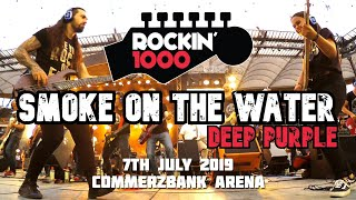 Smoke On The Water - Deep Purple - Rockin'1000 - Frankfurt 2019 (Multicam + Good Sound)