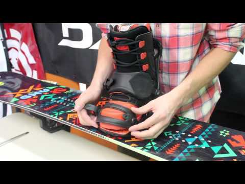 How to Adjust your Bindings to your Boots